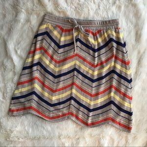 Nick & Mo Anthropolgie Skirt